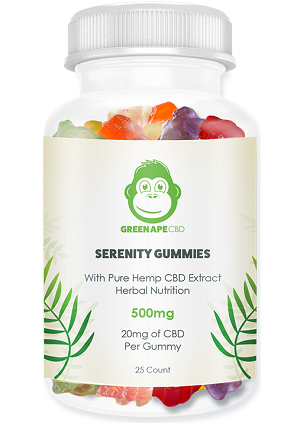 Green Ape CBD Gummies